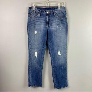 Rock Republic Distressed Jeans Size 10